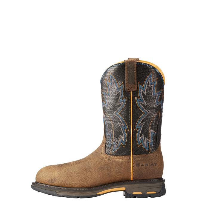 WorkHog Raptor Work Boot