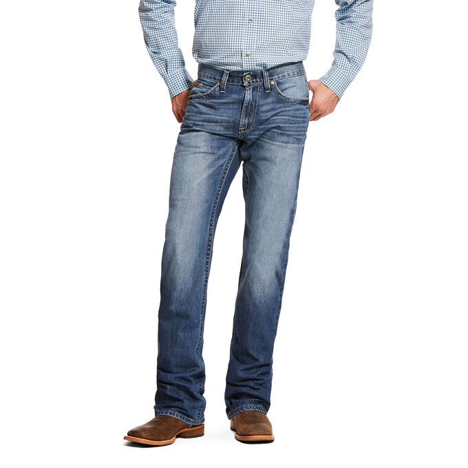 M2 Relaxed Roadway Boot Cut Jean