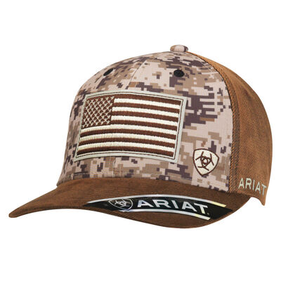 Patriot Snapback Cap