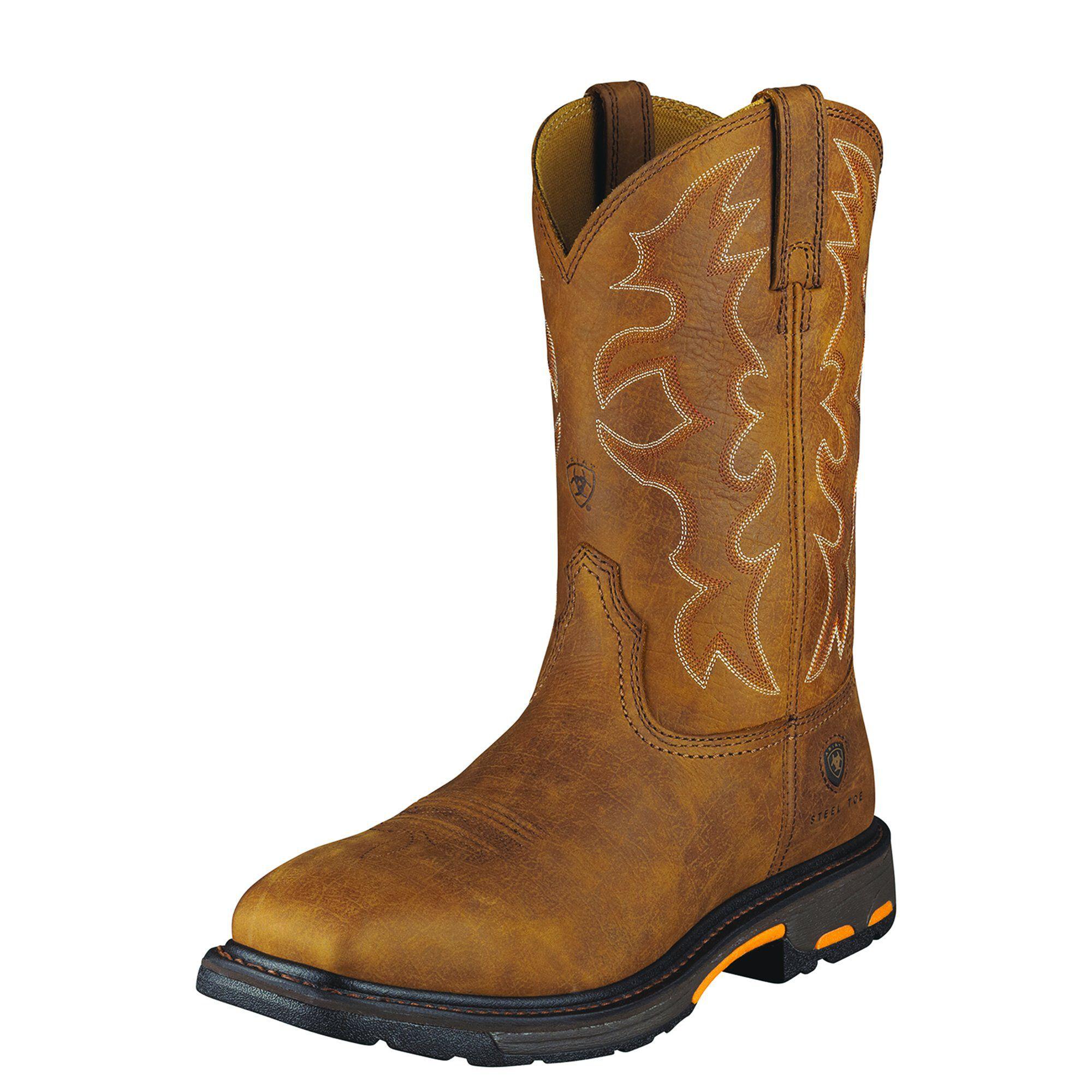 best asphalt work boots
