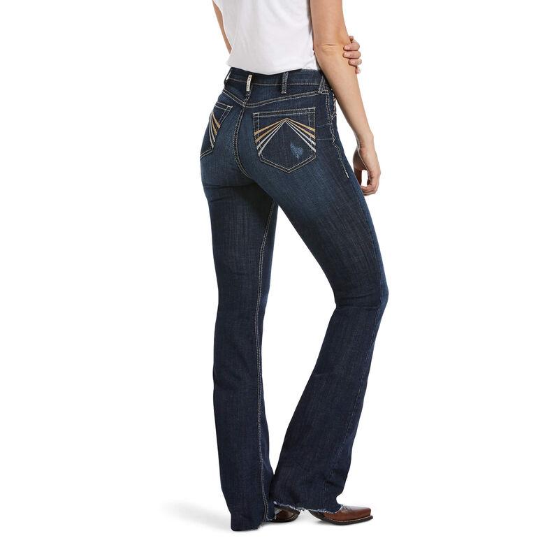 R.E.A.L. High Rise Avalynn Flare Jean