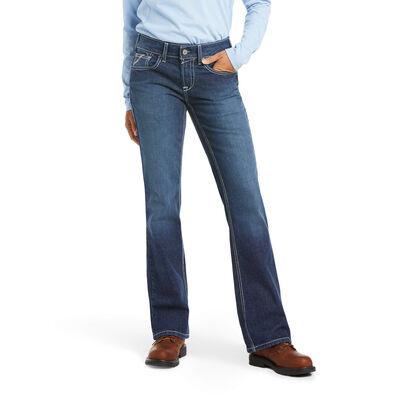 FR DuraStretch Crossing Boot Cut Jean