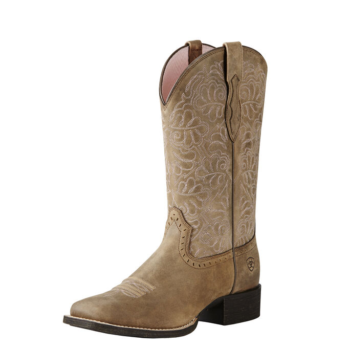 195f882fb5d Round Up Remuda Western Boot