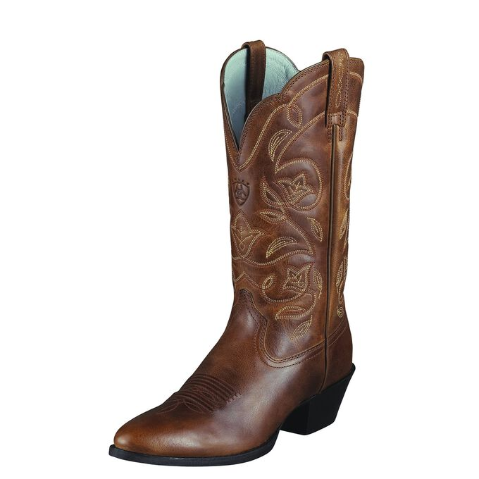 ea80933d127 Heritage R Toe Western Boot