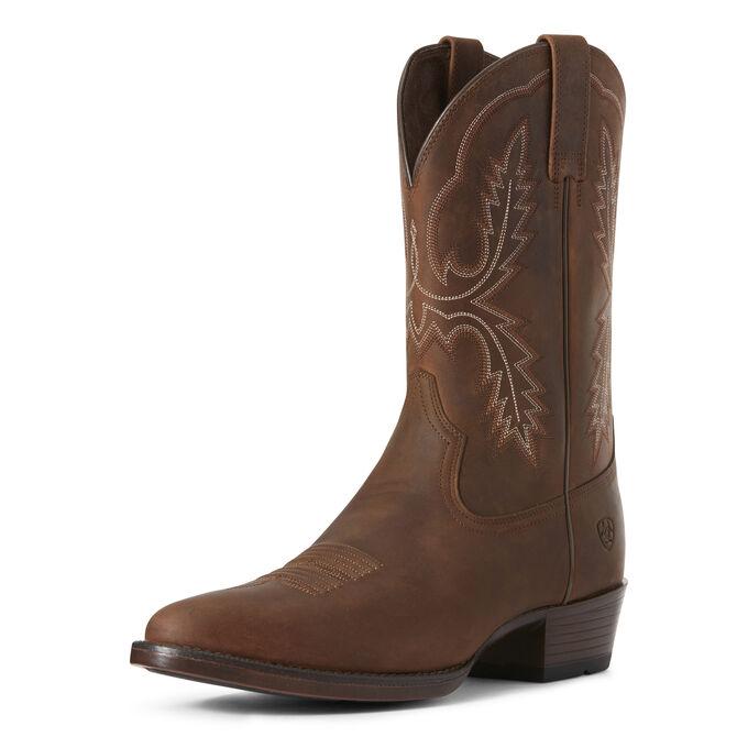 Bar Sour Western Boot