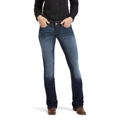 R.E.A.L. Low Rise Kiara Boot Cut Jean