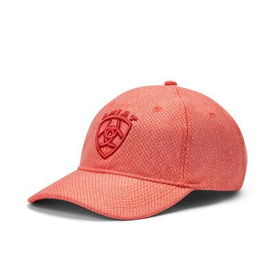 Center Shield Logo Cap