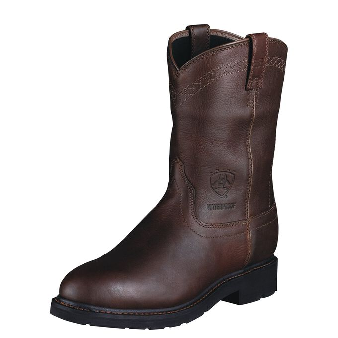 cf4d6309a5c Sierra Waterproof Work Boot