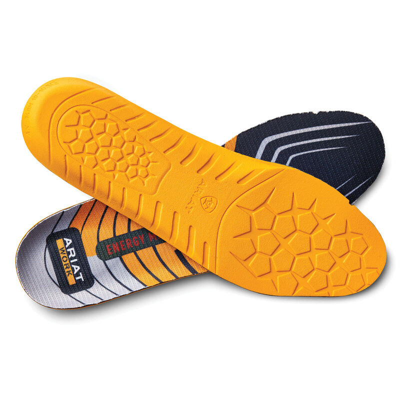 Men's Energy Max Work Round Toe Insole