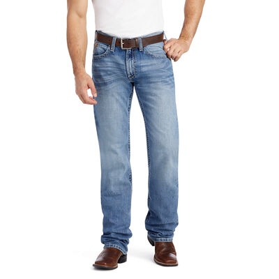M4 Low Rise Grayson Boot Cut Jean
