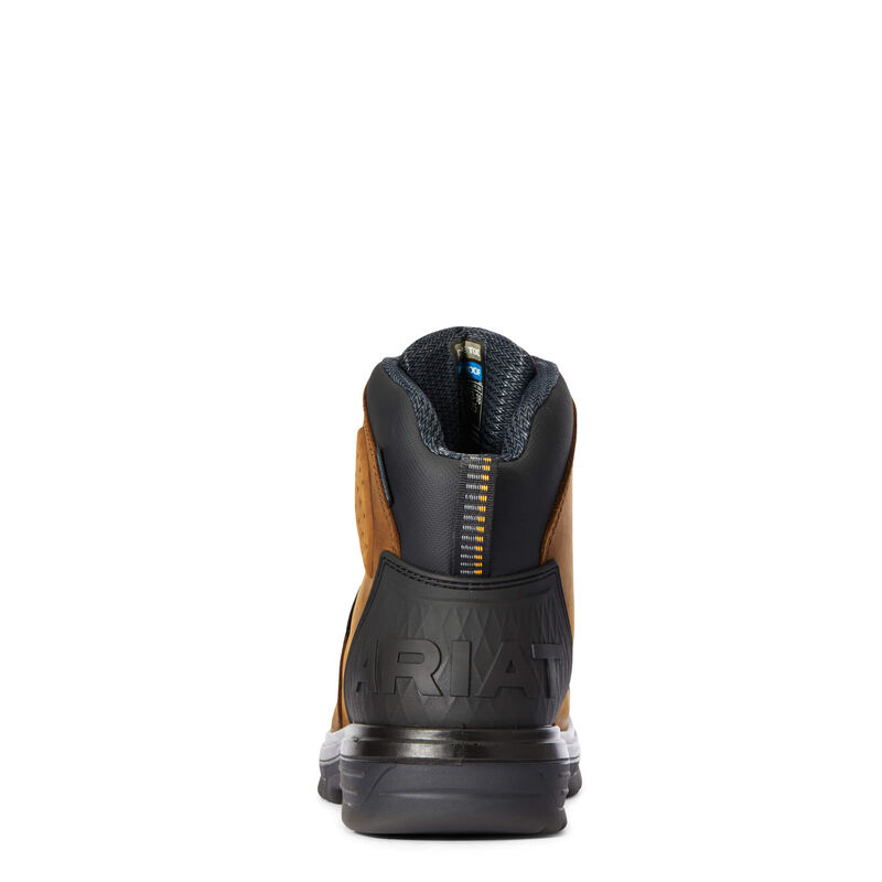 """Turbo Outlaw 6"""" Waterproof Carbon Toe Work Boot"""
