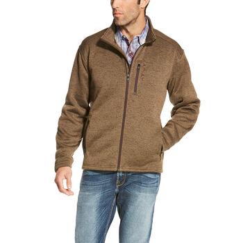 Caldwell Full Zip Sweater