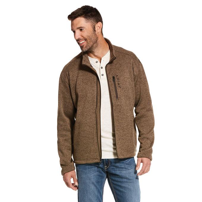 Caldwell Full Zip Sweater Full Zip Sweater