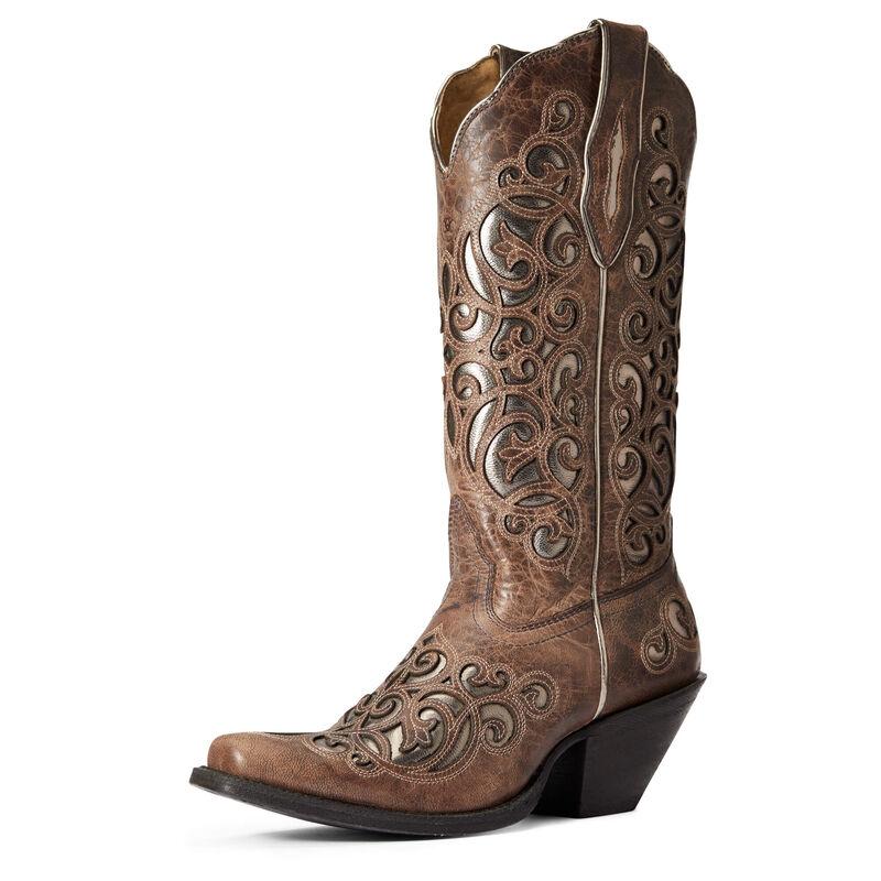 Divine Western Boot