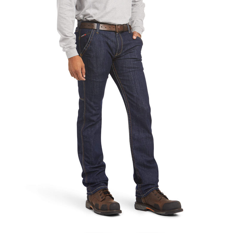 FR M7 DuraStretch Workhorse Stackable Straight Leg Jean