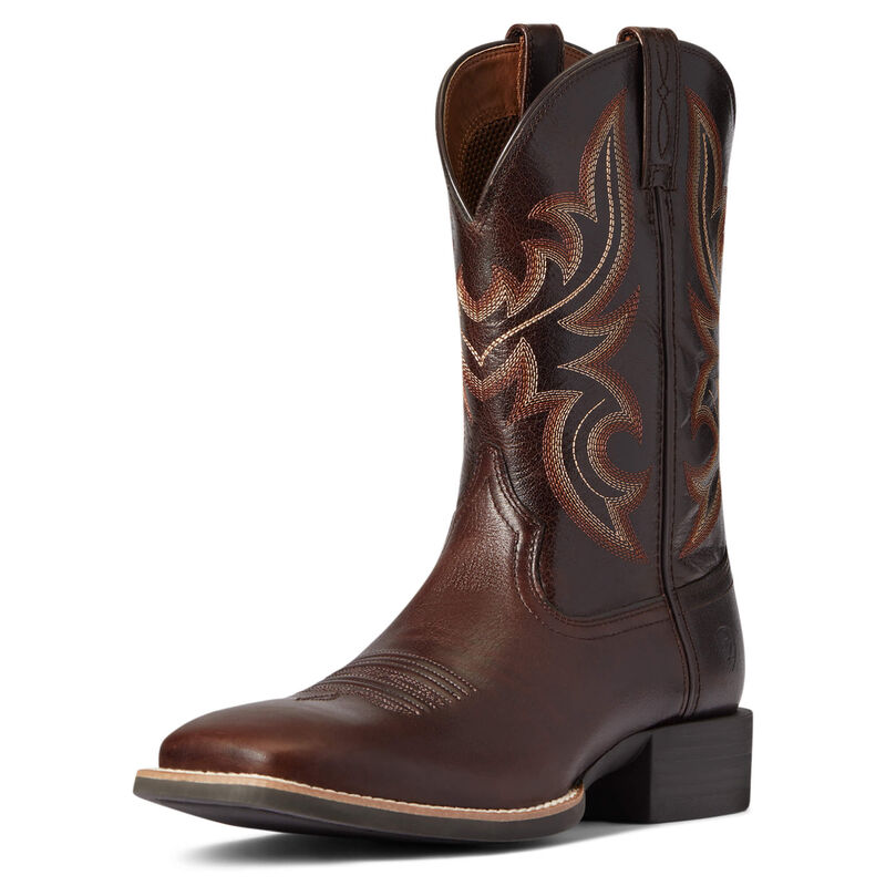 Sport Cow Country Western Boot