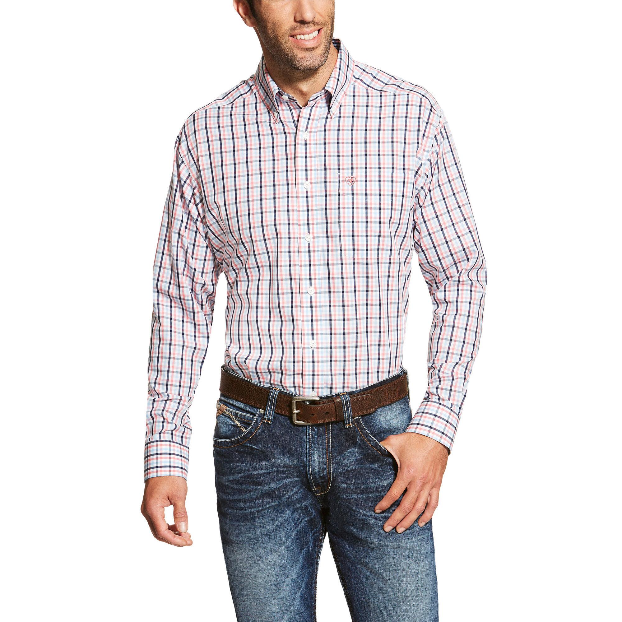 Wrinkle Free WF Vallen Shirt