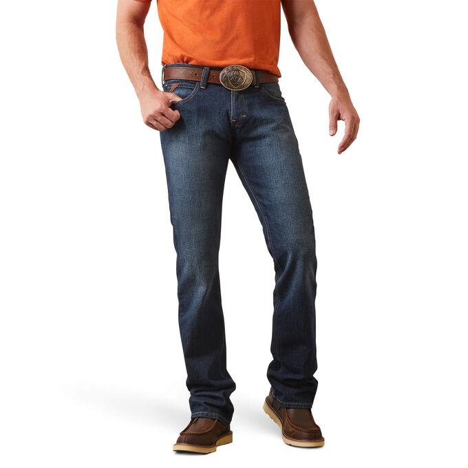 M7 Rocker Stretch Legacy Stackable Straight Leg Jean