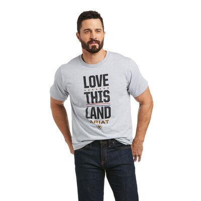 Ariat Love this Land T-Shirt