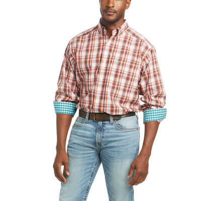 Wrinkle Free Emmet Classic Fit Shirt