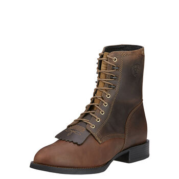 Heritage Lacer Boot