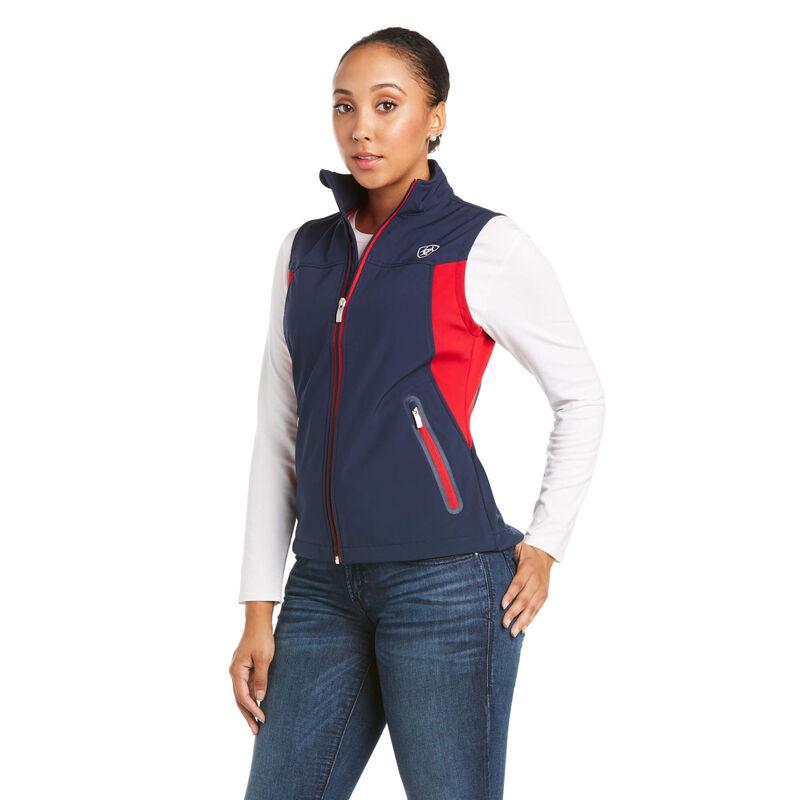 New Team Softshell Vest