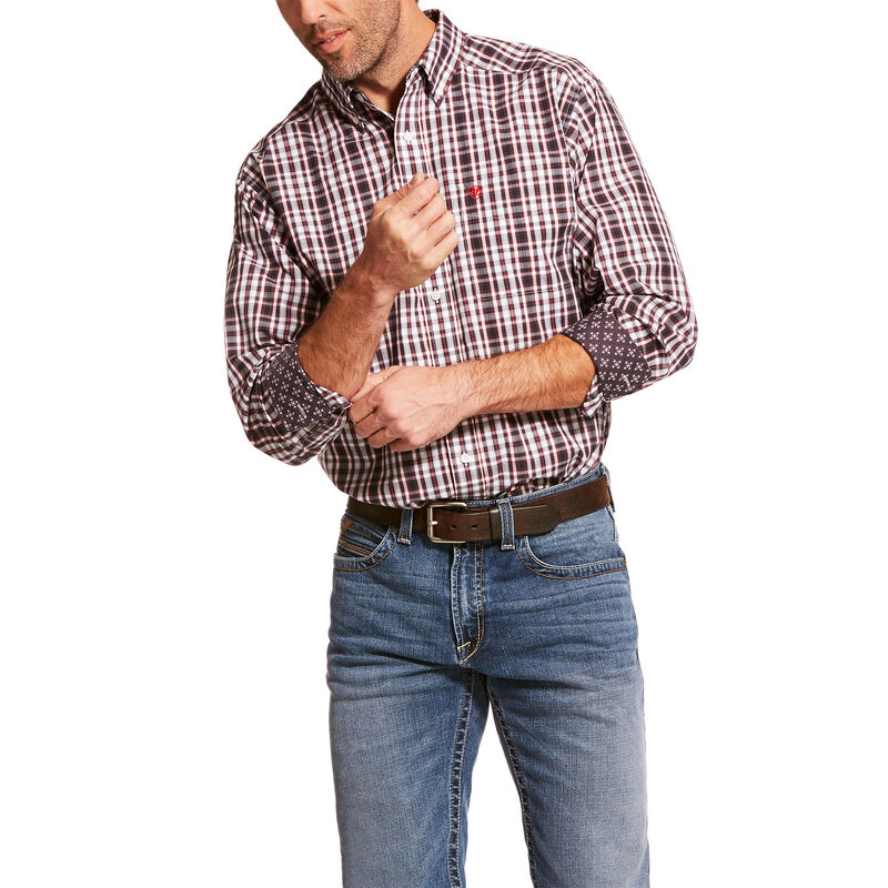 Wrinkle Free Clarkston Classic Fit Shirt