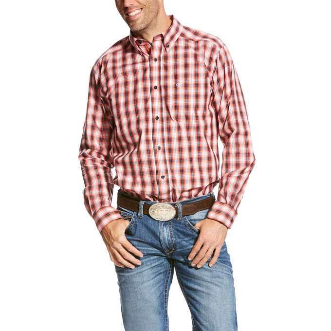 Pro Series Patrick Fitted Shirt