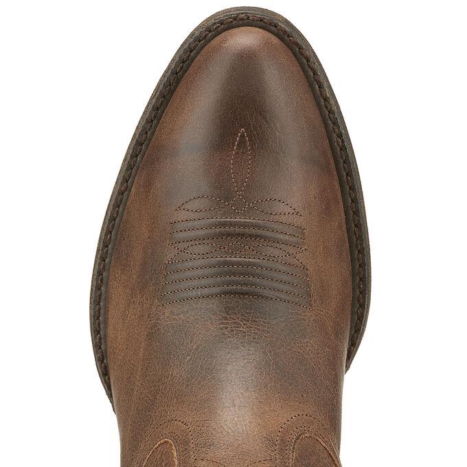 ea80933d127 Heritage R Toe Western Boot