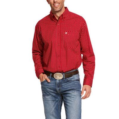 Danton Stretch Classic Fit Shirt