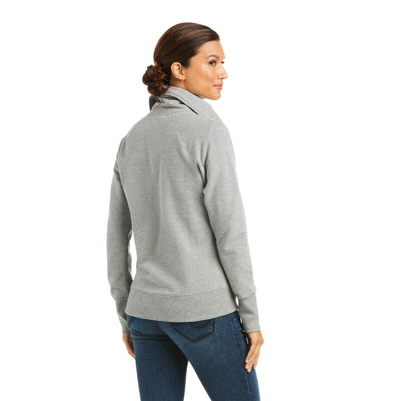 Team Logo Full Zip Sweatshirt