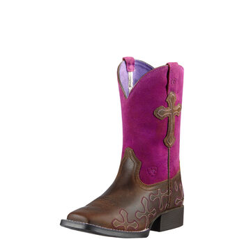 Crossroads Western Boot