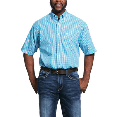 Wrinkle Free Unland Classic Fit Shirt