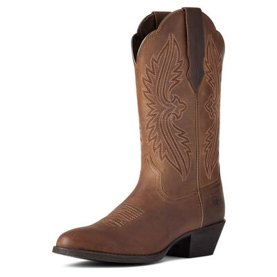 Heritage R Toe StretchFit Western Boot