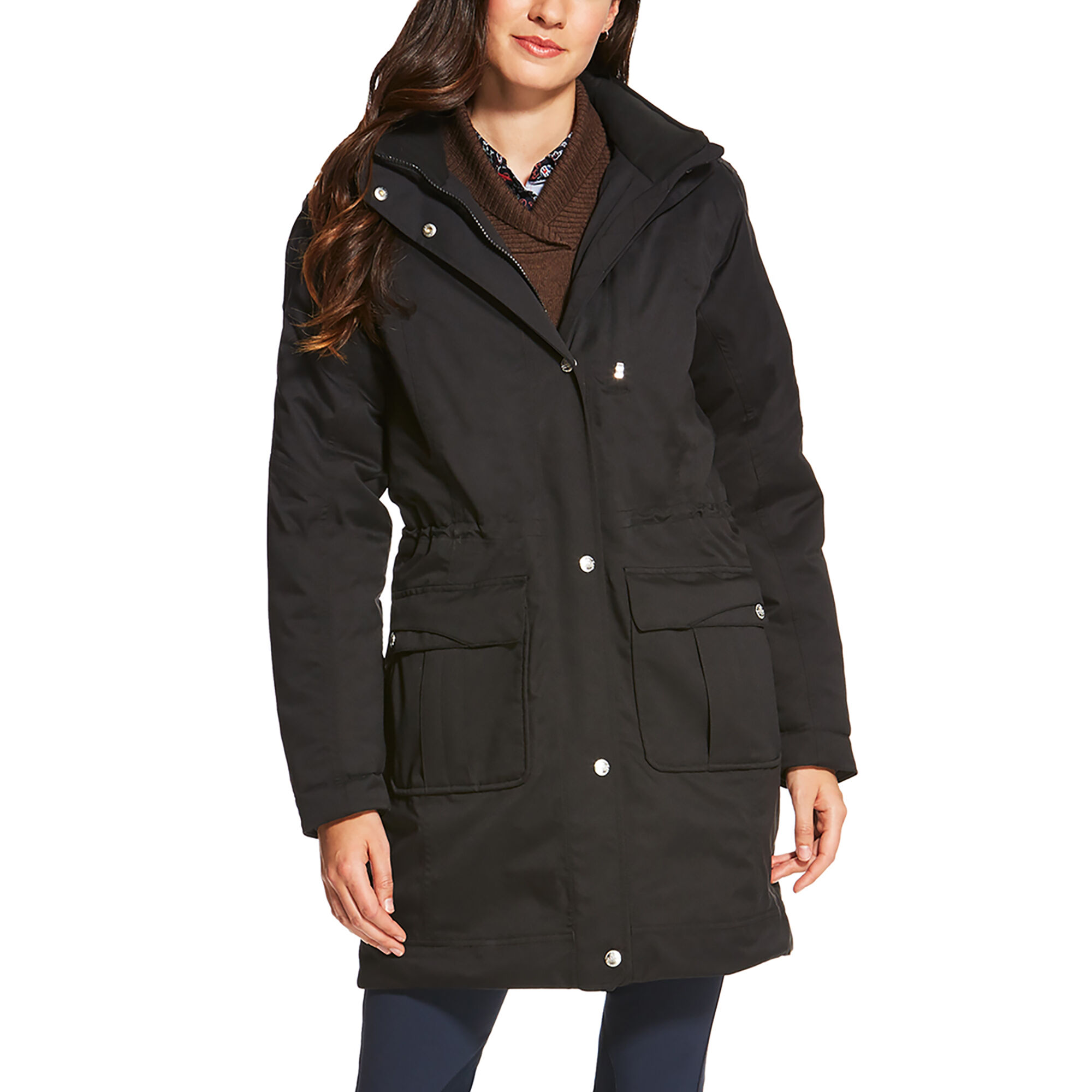 Madden Waterproof Parka
