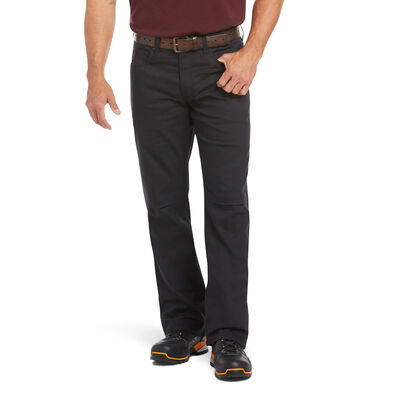 Rebar M4 Relaxed DuraStretch Canvas 5 Pocket Boot Cut Pant