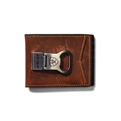 Bifold with Clip Wallet