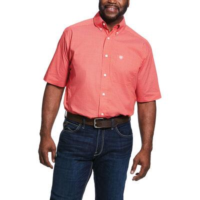 Gatewood Print Stretch Classic Fit Shirt