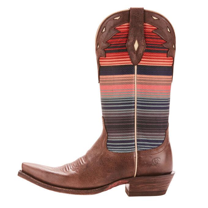 Circuit Serape Western Boot