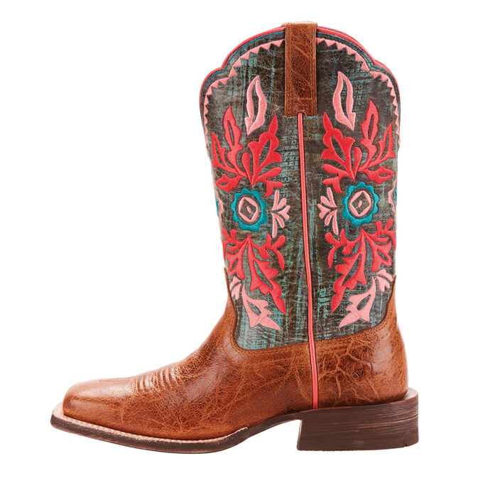 Magnolia Western Boot
