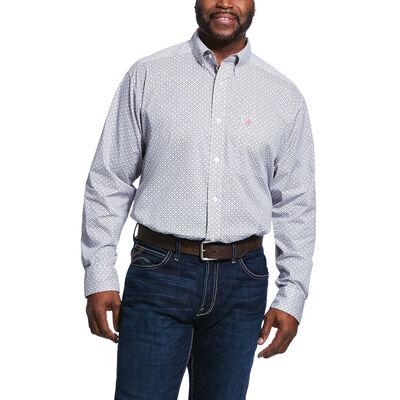 Randall Print Stretch Classic Fit Shirt