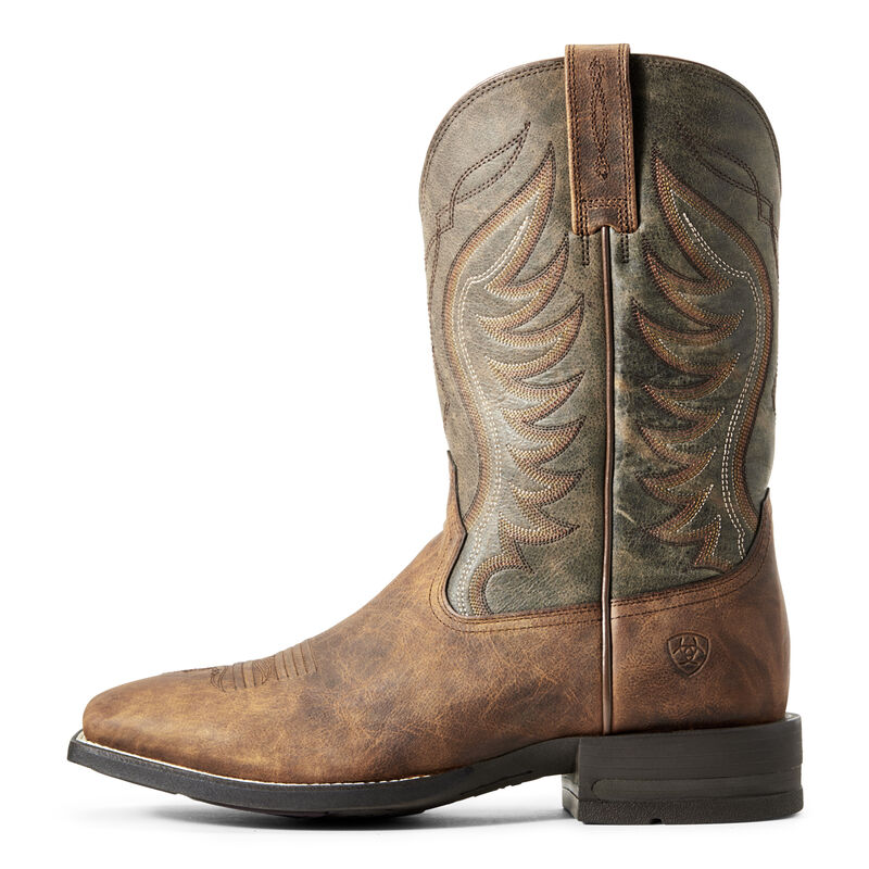 Amos Western Boot
