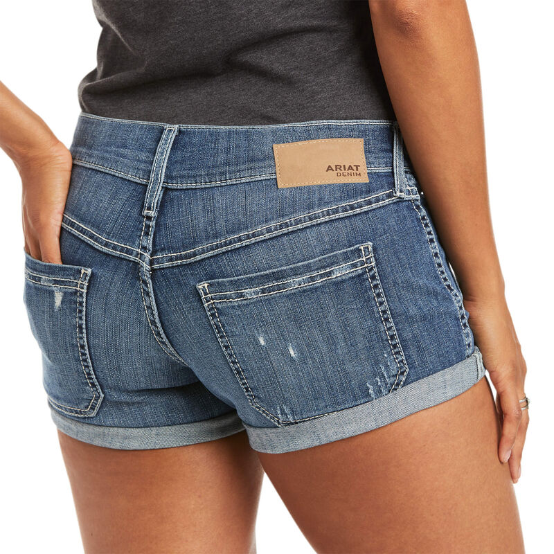 Ariat Boyfriend Nautalis 5 inch Shorts