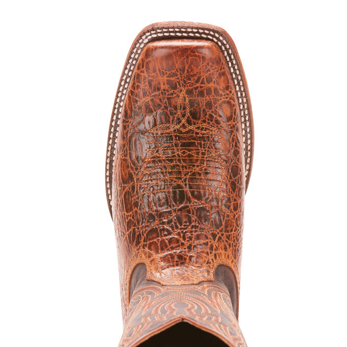 Circuit Sidepass Western Boot
