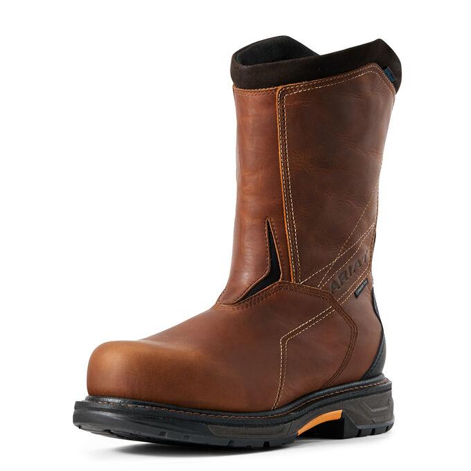 WorkHog XT Defy Waterproof Carbon Toe Work Boot