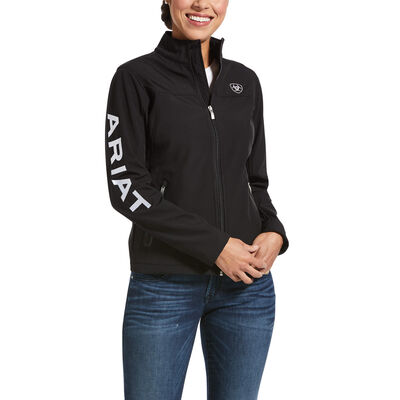 Classic Team USA/MEX Softshell Water Resistant Jacket