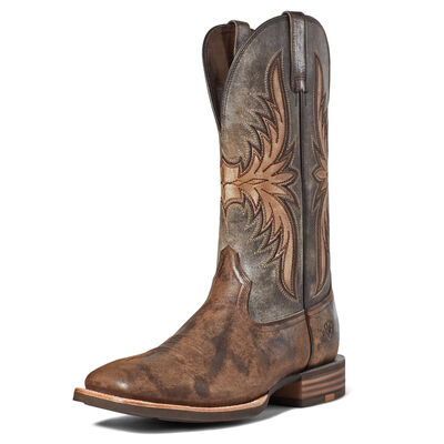 Crosswire Western Boot