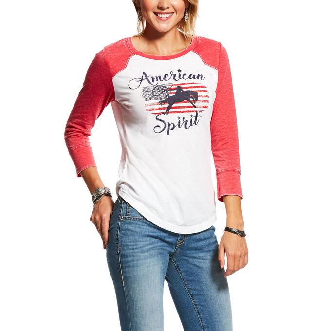American Spirit Tee
