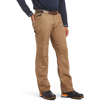 Rebar M4 Low Rise DuraStretch Canvas Utility Pant Boot Cut Pant