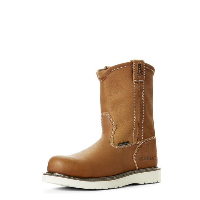 Rebar Wedge Composite Toe Work Boot